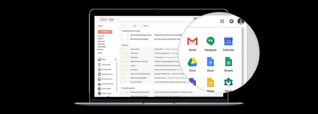 Integración G Suite Chrome